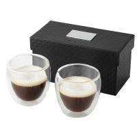 Glass Espresso Set